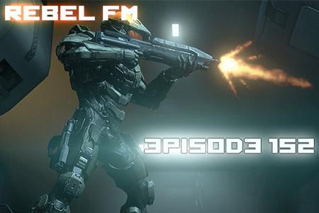 Rebel FM Episode 152 - 09/21/2012