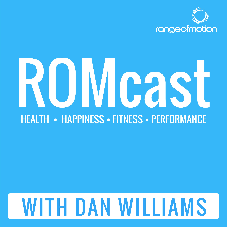 ROMcast show art