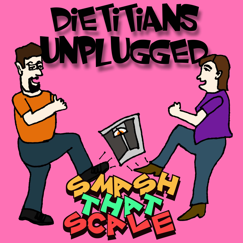Artwork for Episode 18 - Binge Eating Disorder Conference Live Report
