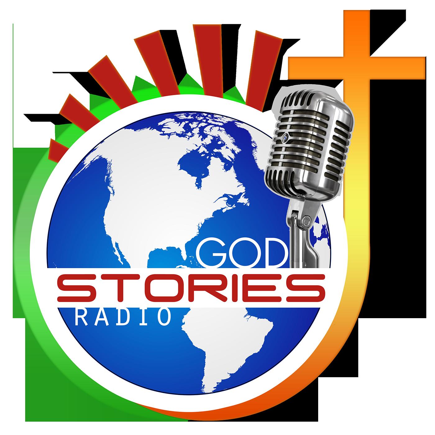 God Stories Radio Podcasts show art