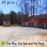 Spacemusic #57 The Shy, the Sad and the Busy