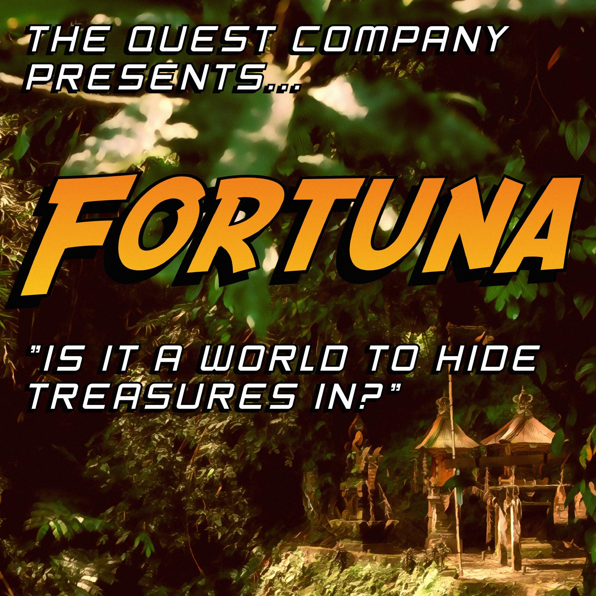 Fortuna: HEIST pt 1 show art