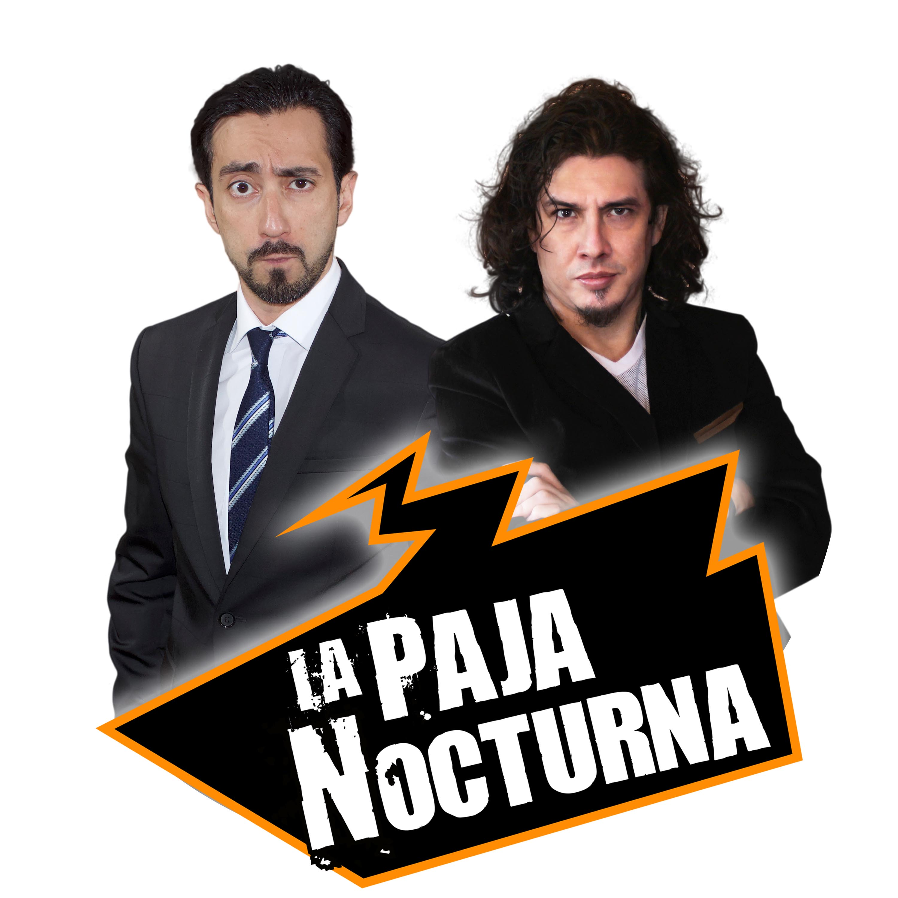 La Paja Nocturna Podcast show art