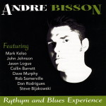Murphy's Saloon Blues Podcast #168 - Andre Bisson