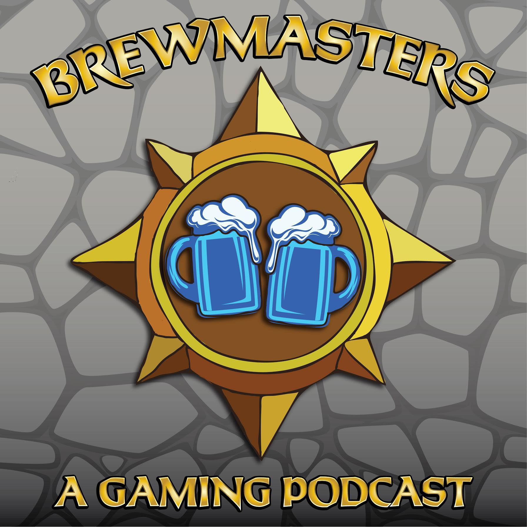 Brewmasters: A Gaming Podcast show art