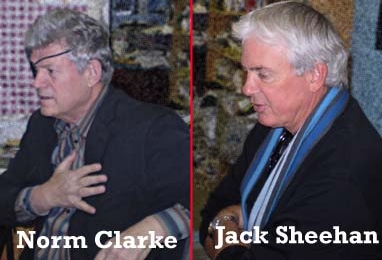 Episode 34 - Author-Journalists Jack Sheehan & Norm Clarke