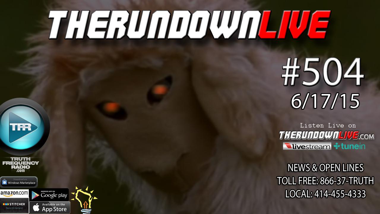 The Rundown Live #504 (Presidential Elite,Mentally Enslaved Morons)