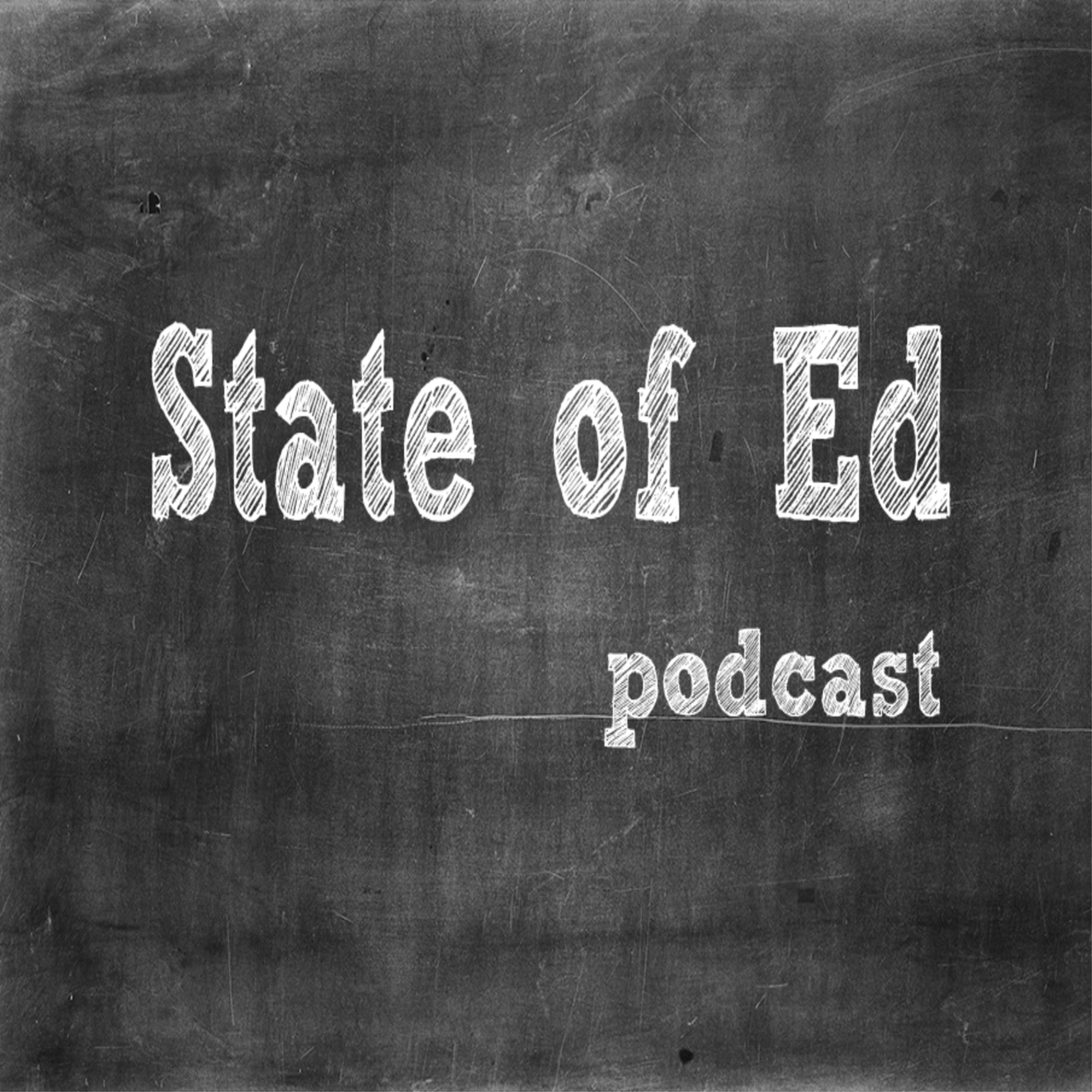 State of Ed Podcast show art