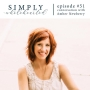 Artwork for #51 Saving the Storks | a conversation with Amber Newberry