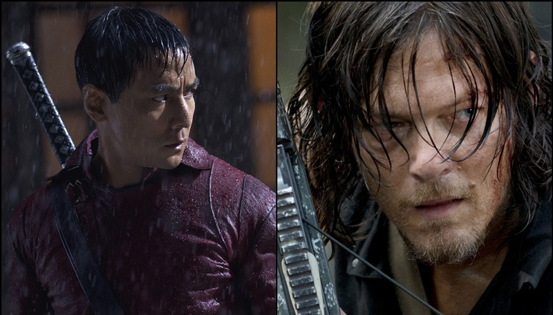 Weekly 11/16/15: TWD S06E06 - Always Accountable and Into The Badlands S01E01