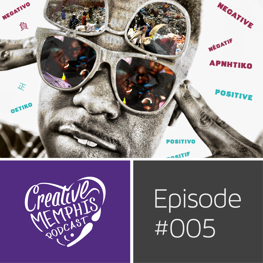 Episode #005: Marco Pavé, hip hop artist