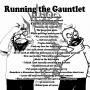 Artwork for Running the gauntlet
