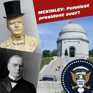 Headliner of State: William McKinley