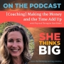 Artwork for 043 [Coaching] Making the Money and the Time Add Up with Physical Therapist Kate Baker