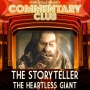 Artwork for COMMENTARY CLUB - Minisode 011 - The Heartless Giant