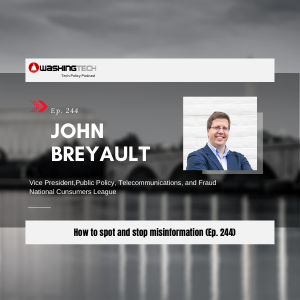 How to spot and stop misinformation with John Breyault