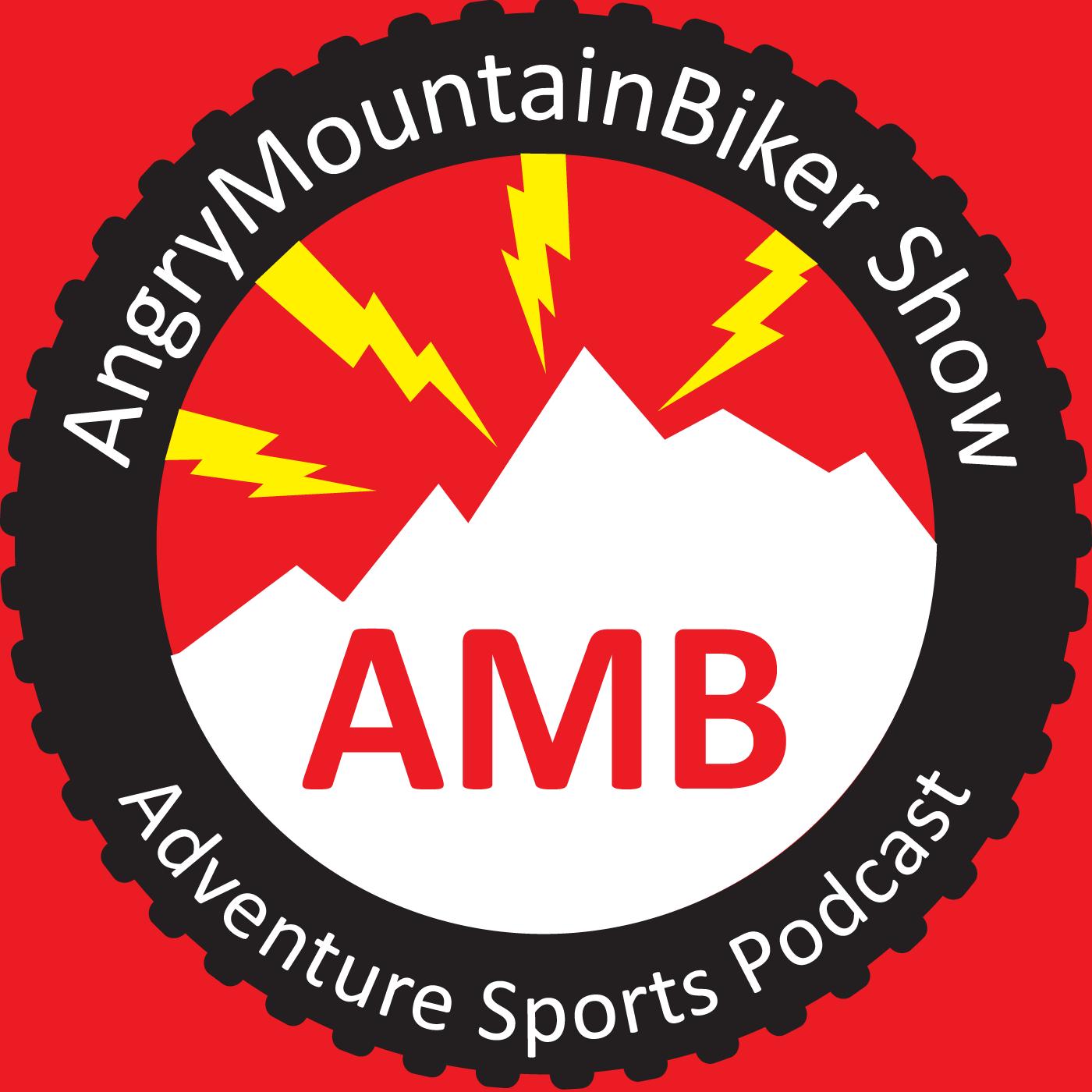 AngryMountainBiker Show logo