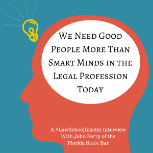 We Need Good People More Than Smart Minds in the Legal Profession Today - EP48