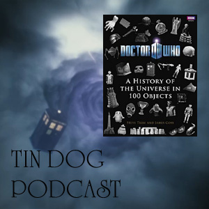 TDP 275: The History of the Universe in 100 Objects