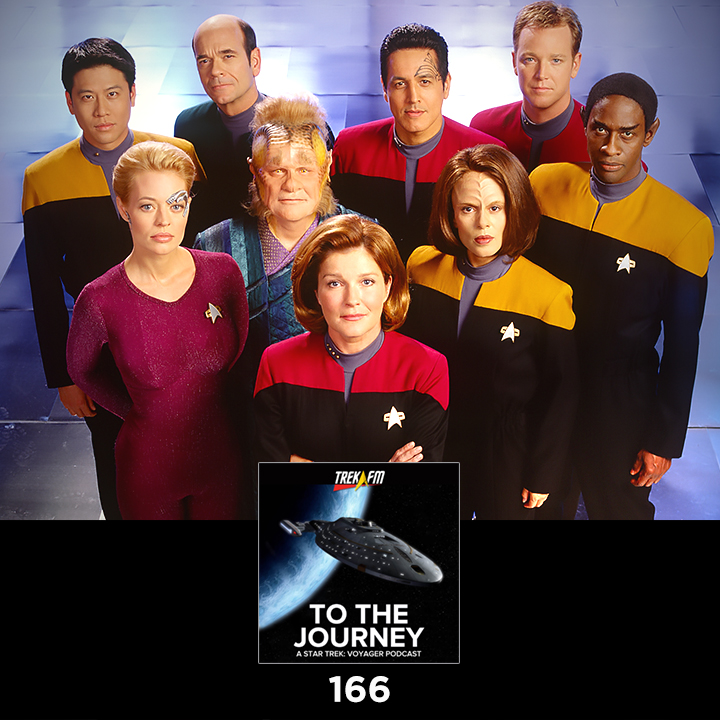 166: Dance like Tuvok is Watching