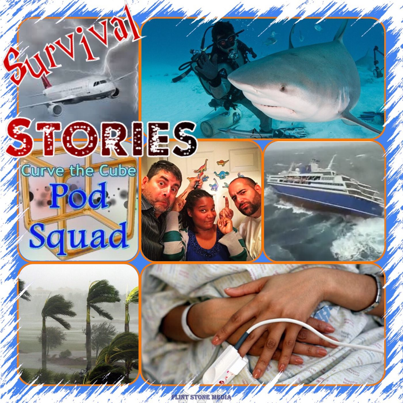#67 – Pod Squad – Survival Stories - 2016-03-08