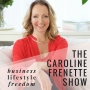 Artwork for TCFS #52 Up Close & Personal with Caroline Frenette Interview by Kim Kaase