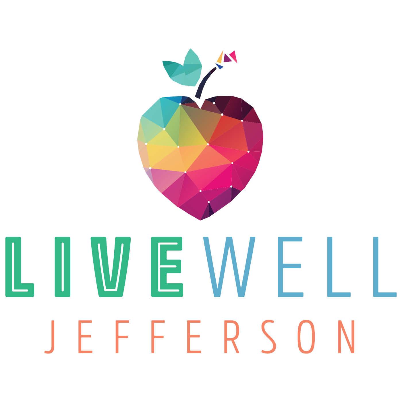 LiveWellJefferson's podcast show art