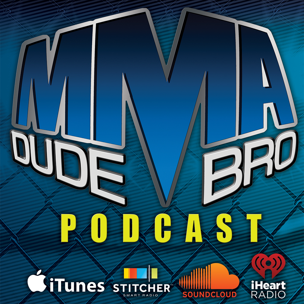 MMA Dude Bro - Episode 94 ( with guests Ashlee Evans-Smith, Efrain Escudero, Brian Ebersole & Enson Inoue)