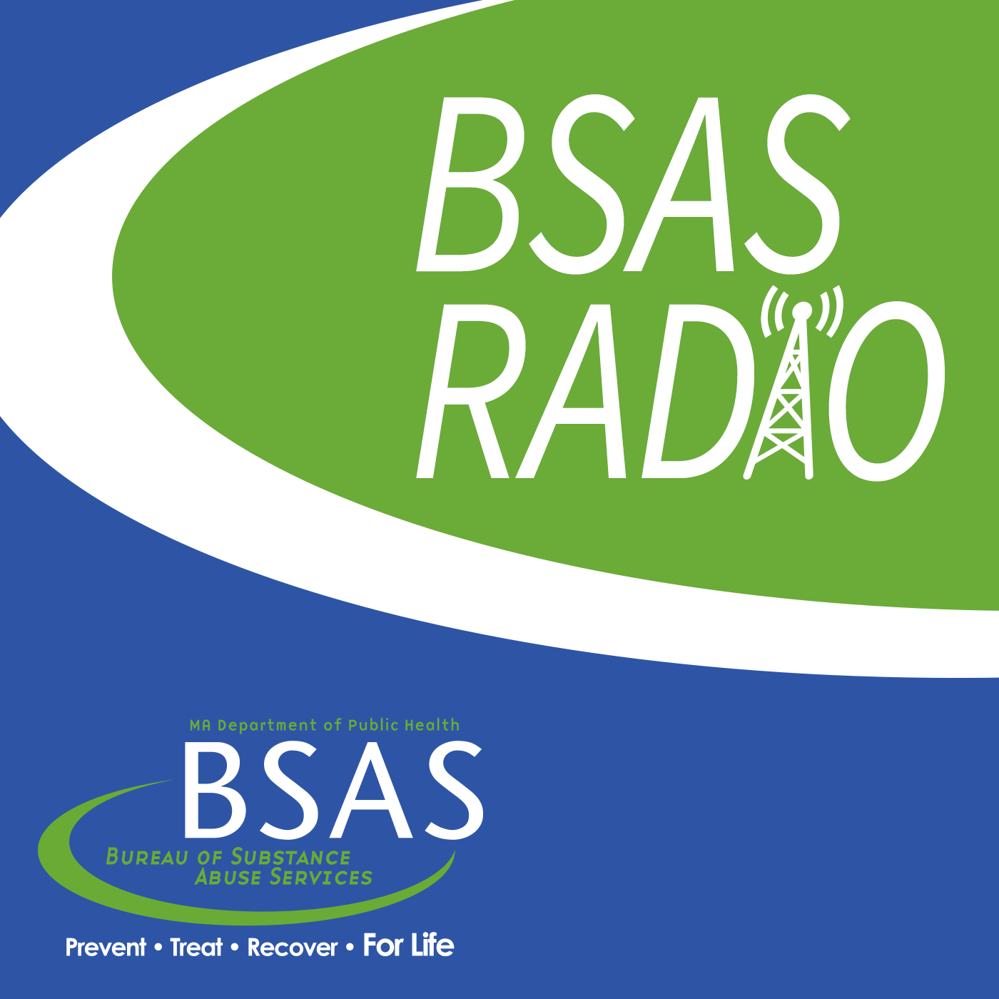 BSAS Radio show art