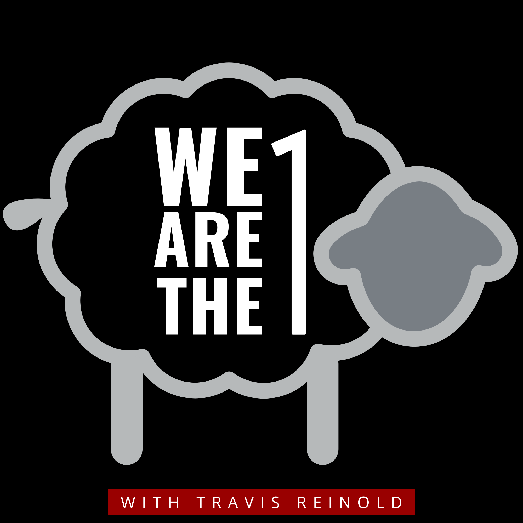 We are the 1: Bible Studies and Spiritual Encouragement with Travis Reinold show image