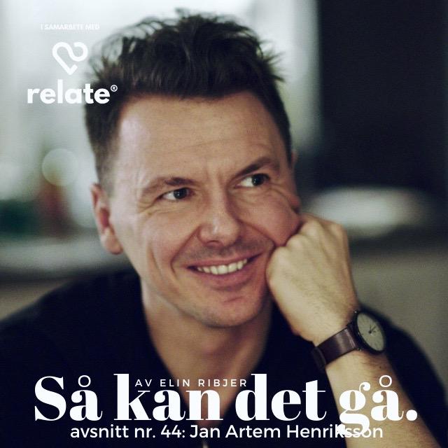 44. Jan Artem Henriksson - Få dig och din relation att växa med ökad mening