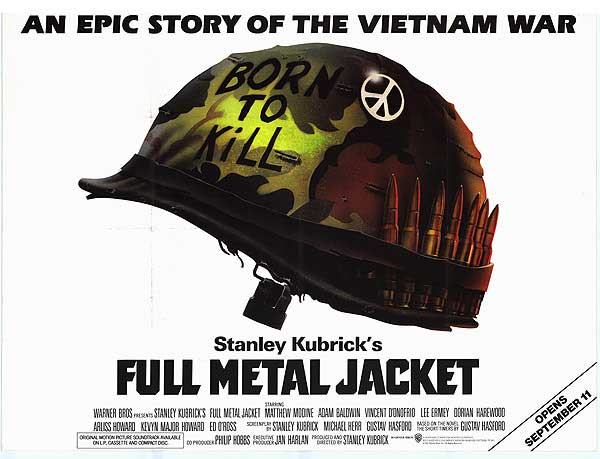 Full Metal Jacket / Military Movies