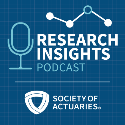 Research Insights, a Society of Actuaries Podcast show image