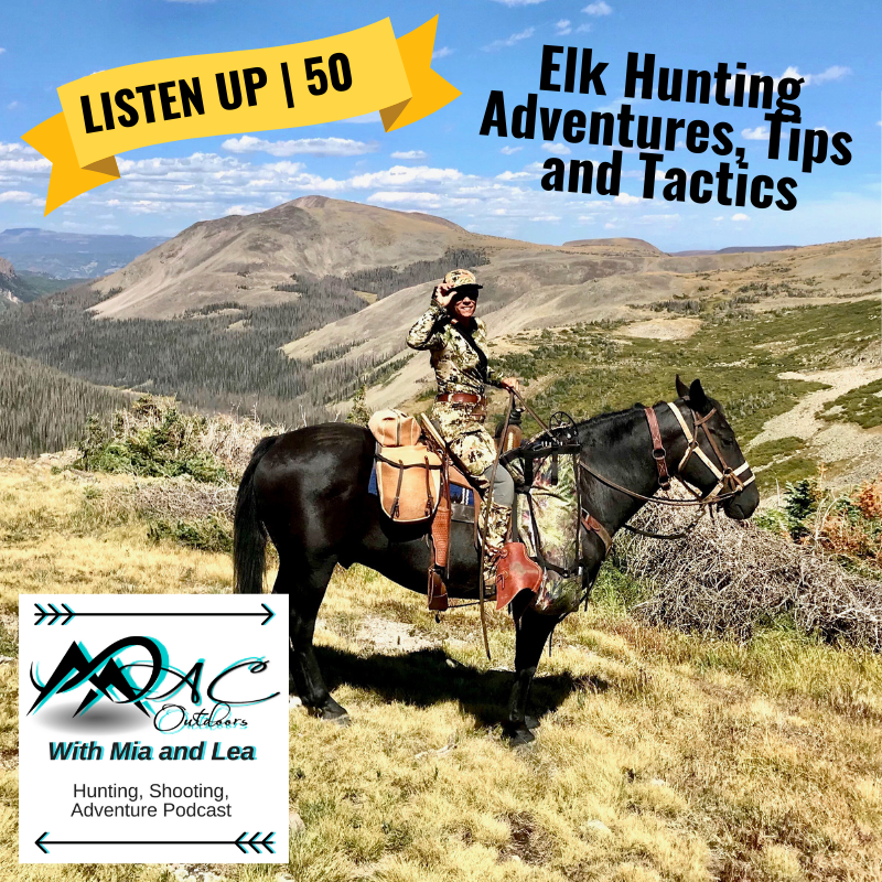 Artwork for 050 - Elk Hunting Adventures, Tips and Tactics