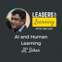 Artwork for AI and Human Learning with JC Sekar