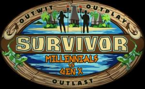 Artwork for SFP Interview: Castoff from Episode 5 of Survivor Millennials vs. Gen X