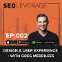 Artwork for 002 - Design & User Experience - with Greg Merrilees