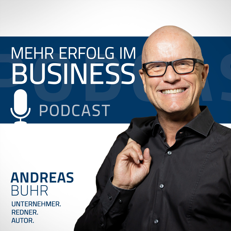 Mehr Erfolg im Business - Der Podcast mit Andreas Buhr show art