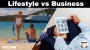 Artwork for Lifestyle vs Business - Ep. 85