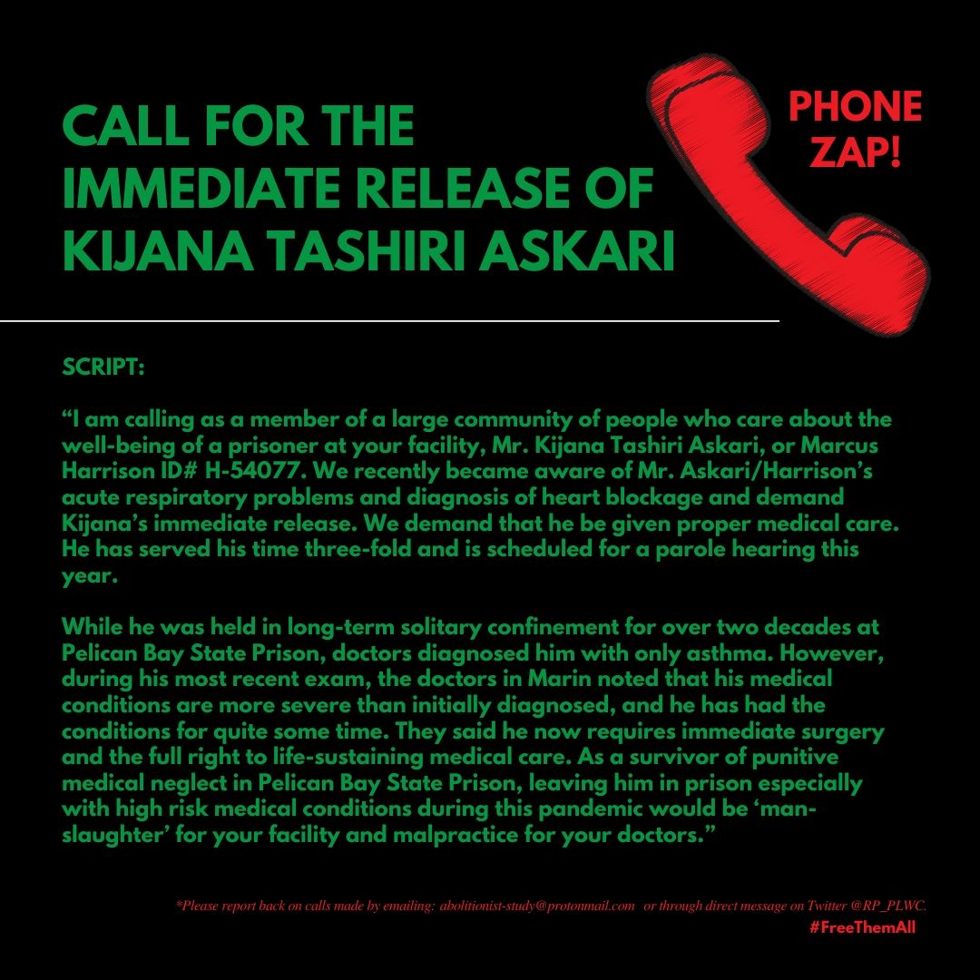 first flyer of call-in
