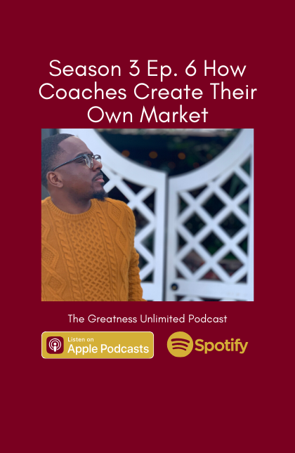 How Coaches can Create their own Industry