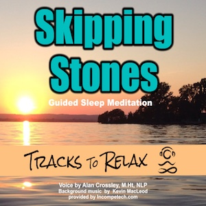 Skipping Stones Guided Sleep Meditation