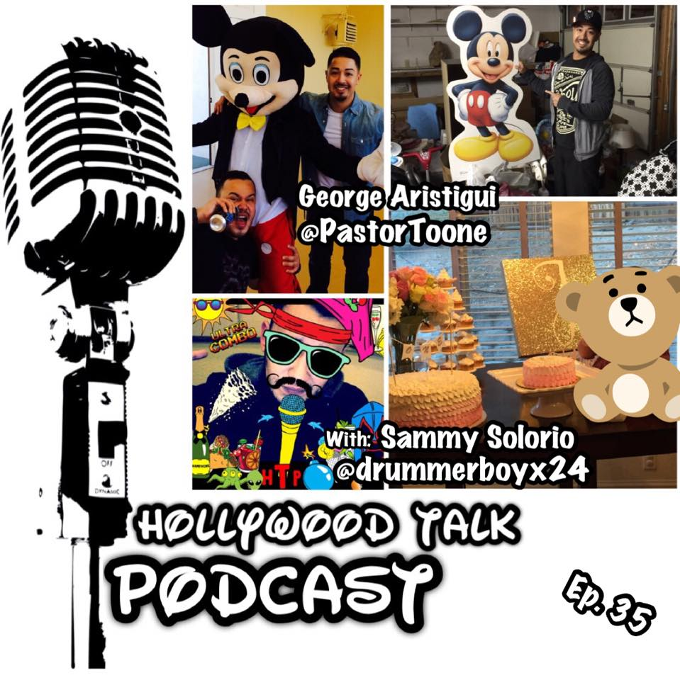 #35 HTP with Sammy Solorio - George Aristigui @PastorToone