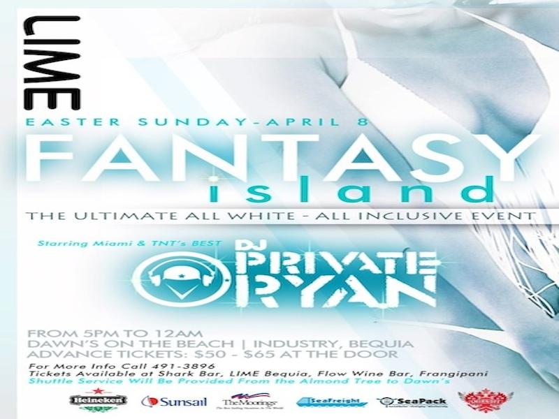 Fantasy Island Promo Mix