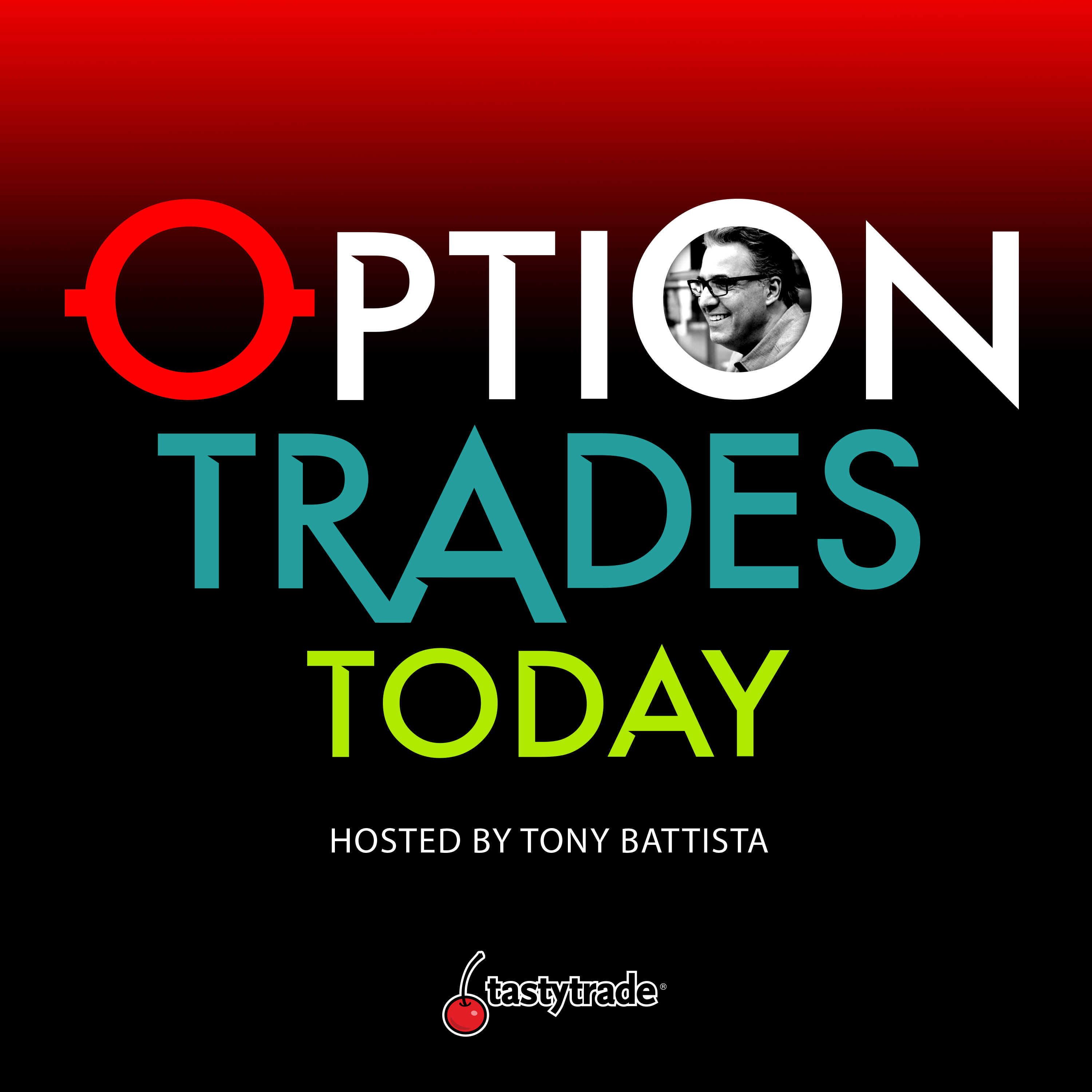 Option Trades Today show art