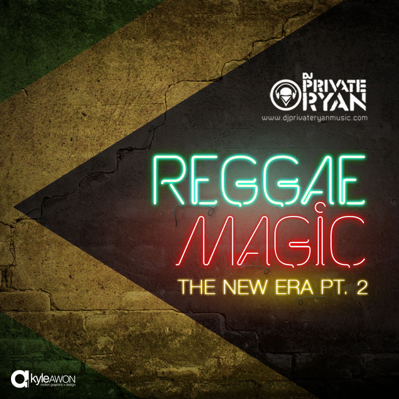 Private Ryan Presents Reggae Magic Volume 3 (The New Era Part 2)