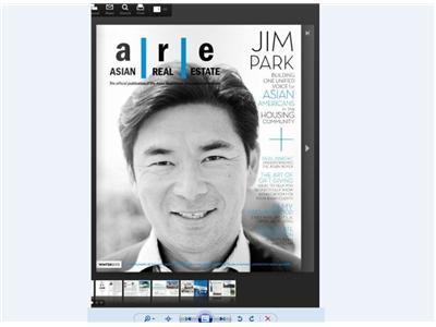 Artwork for Park, CEO of AREAA–Engaging The International Client