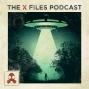"""Artwork for 2-1: The X-Files """"Little Green Men"""""""