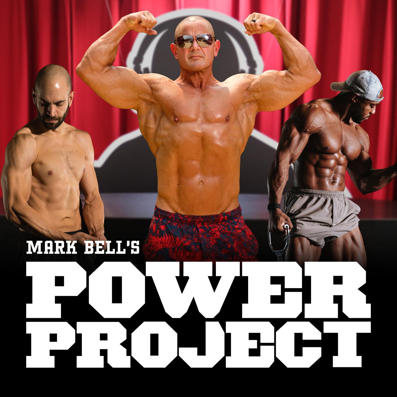 Mark Bell's Power Project show art