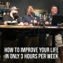 Artwork for SOTG 866 - How to Improve Your Life in Only 3 Hours per Week